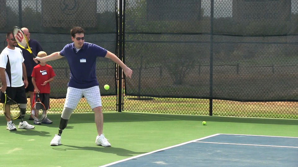Amputee Tennis
