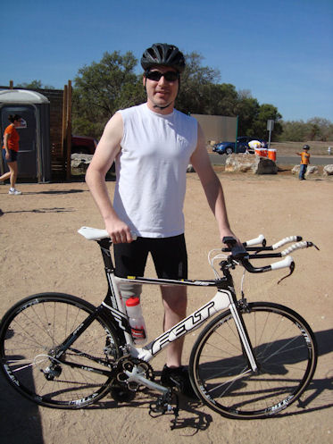 2012 Felt B16 Triathlon Bike