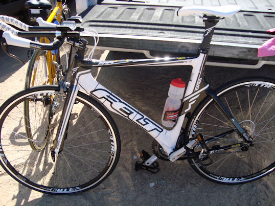 2012 Felt Triathlon Bike