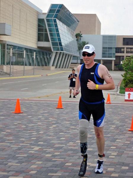 Republic of Texas Triathlon Run Course