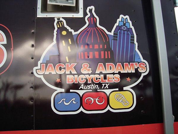Jack & Adams Republic of Texas Triathlon