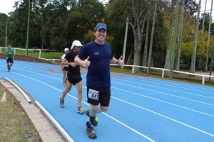 Damon Clifford 24 Hour Race