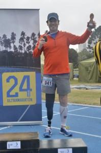 24 Hour Race - Damon Clifford